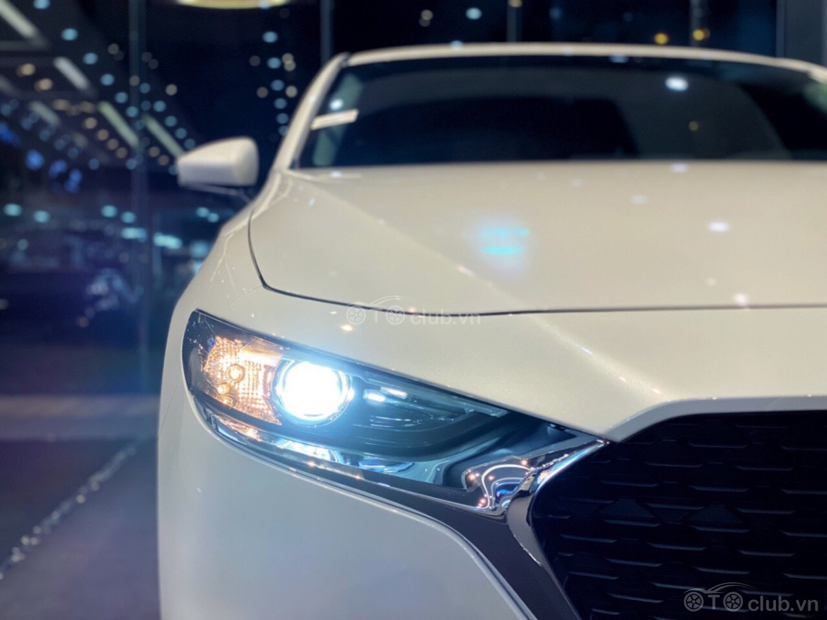 Mua Mazda 3 2020 - giảm giá tiền mặt đến 60tr cùng quà tặng khác