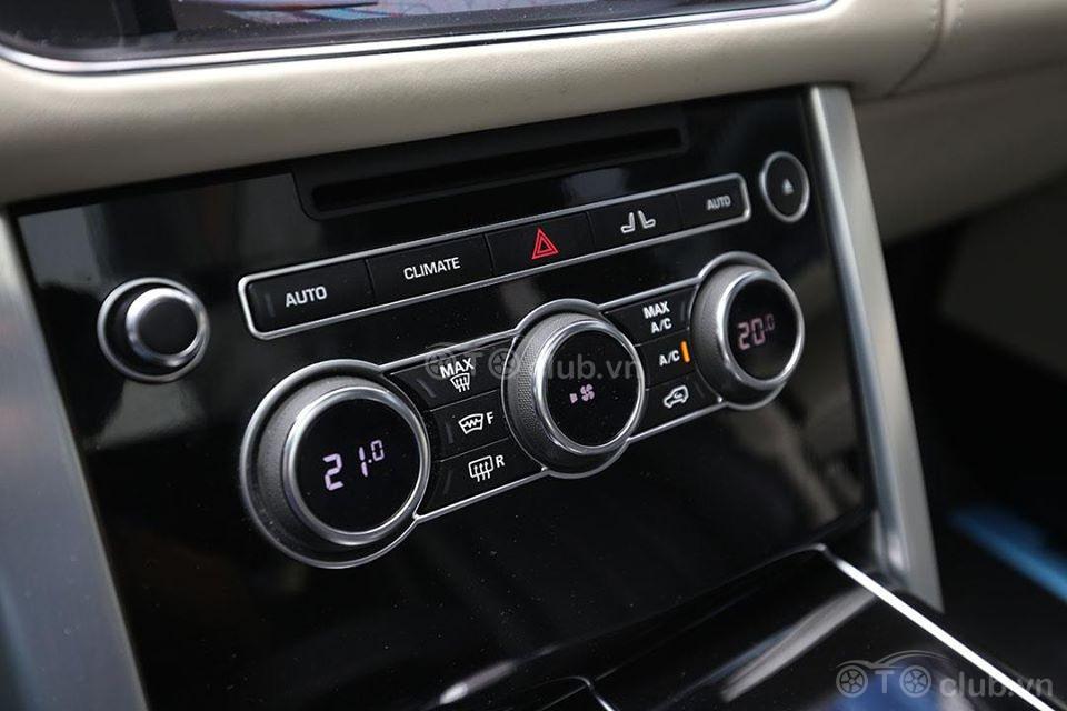 Range Rover Autobiography Diezel 3.0 Model 2015