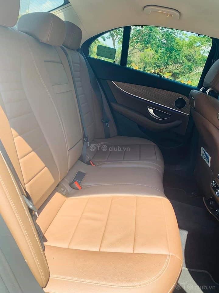 Mercedes E Class E200 Trắng 2019