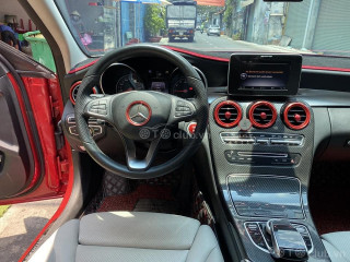 Bán xe Mercedes Benz C200 Model 2017 mới 99%