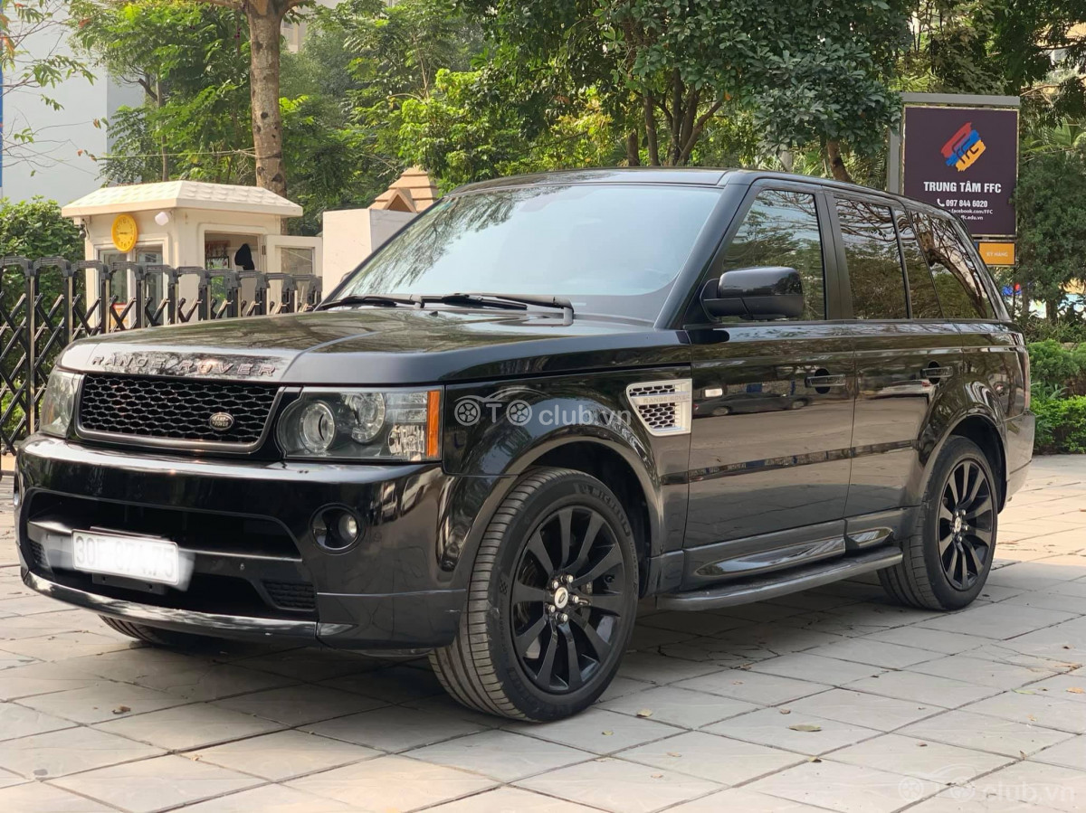 Landrover Range Rover Sport Autobiography 5.0 Nhập Anh