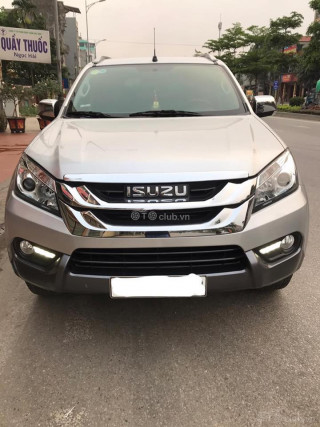 Isuzu MU-X 2016
