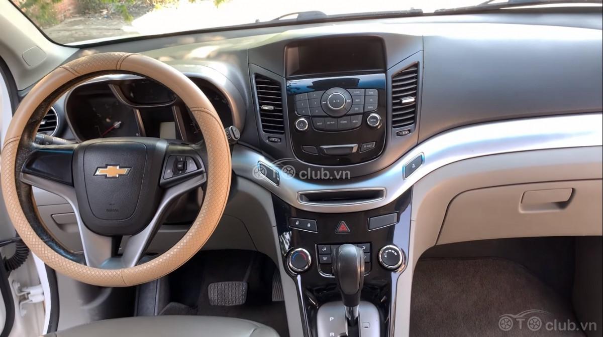 Bán Chevrolet Orlando Đăng Ký Cuối 2012
