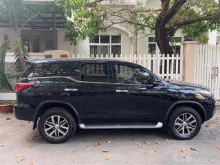 Bán xe ô tô Fortuner 2.7V nhập khẩu. Sx 2019, 4x4, máy xăng