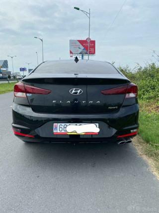 Hyundai Elantra Sport 1.6 Turbo
