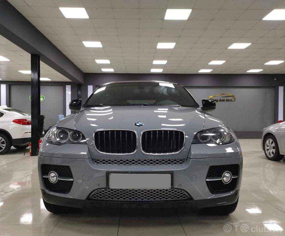 BMW X6 XDrive35i nhập Mỹ