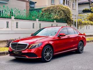 Mercedes Benz C200 Exlusive 2019