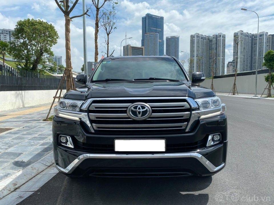 Toyota Landcruiser 2015 Đăng kí lần đầu 2016
