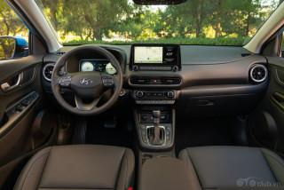 Nội thất Hyundai Kona 2022