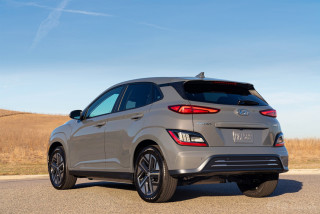 Hyundai Kona 2022 màu xám