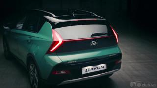 Ngoại thất Hyundai Bayon 2022