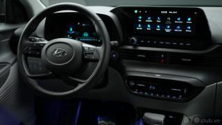 Nội thất Hyundai Bayon 2022
