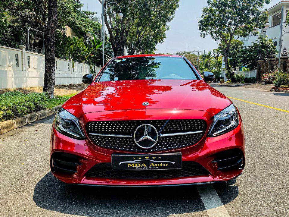 Mercedes C300amg model 2020