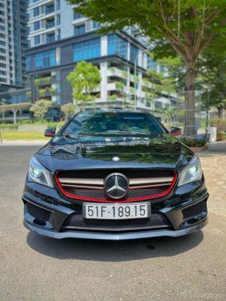Mercedes Benz CLA Class 2015