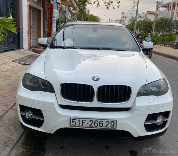 Bán xe BMW x6 2010 tự động