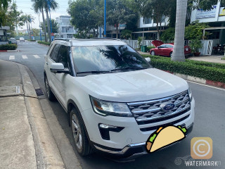 Ford Explorer 2019 nhập Mỹ nguyên chiếc