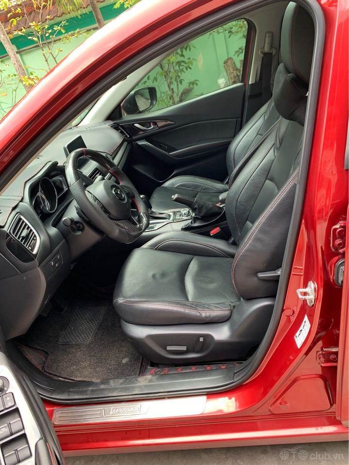 Mazda 3 2017 giá tốt