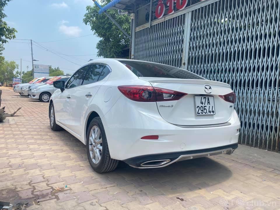 Mazda 3 SX 2019 Tên tư nhân một chú từ mới