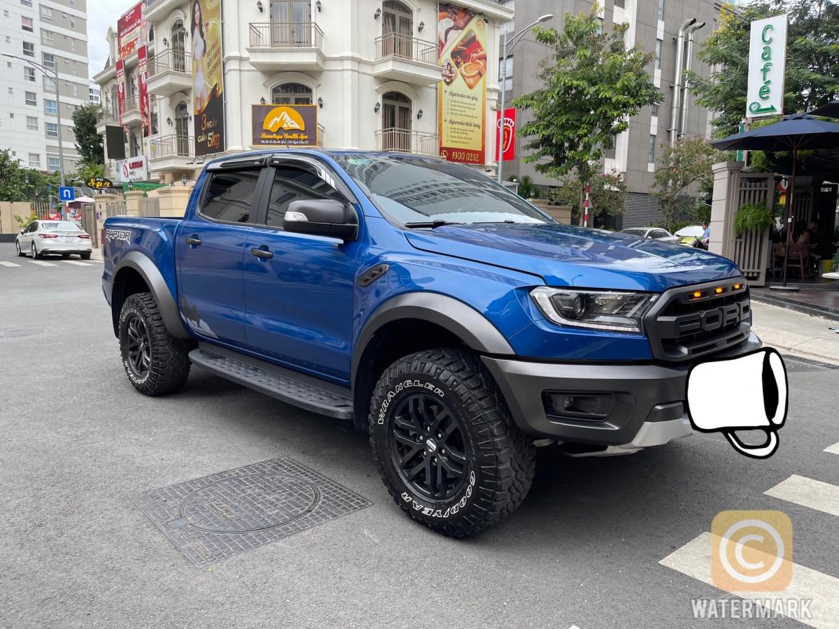 Bán tải khủng long Ford Raptor 2019